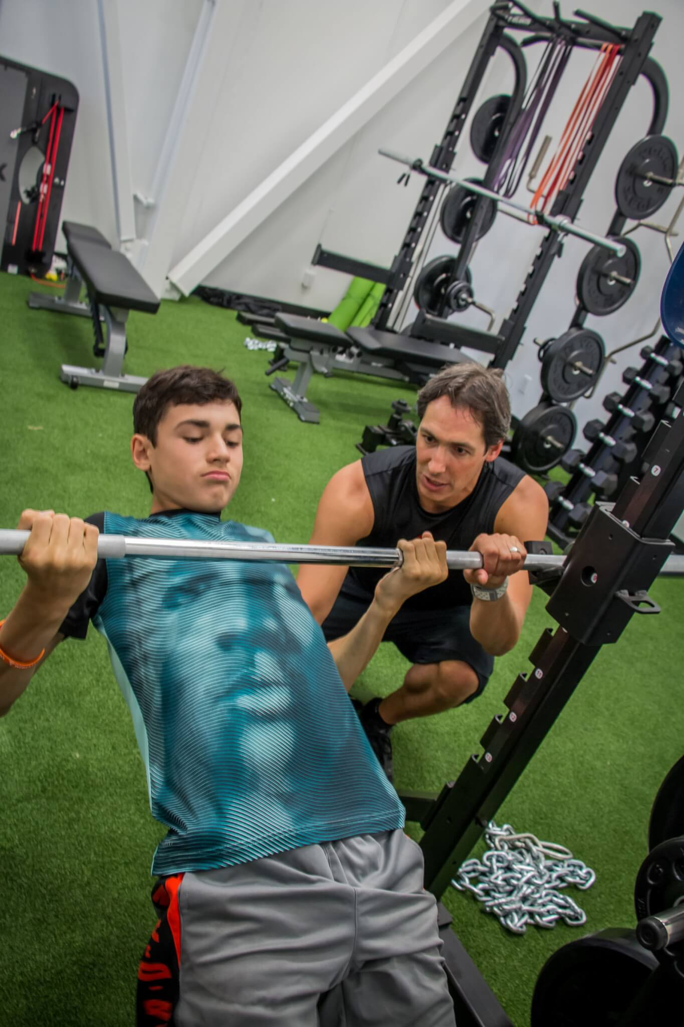 Toronto - Youth and Teen Functional Training (Inverted Row)