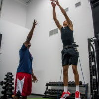 Our Programs - Basketball-Specific Strength and Conditioning (Reactive Vertimax Jump)